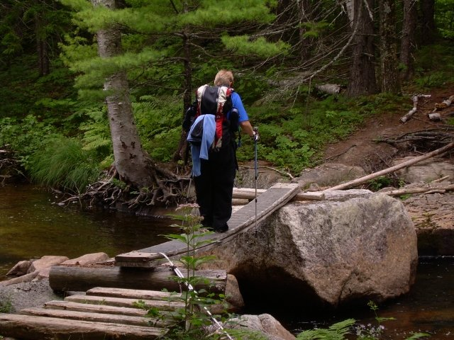 wilderness escapades katahdin stream campground to abol bridge 9 9 miles. Black Bedroom Furniture Sets. Home Design Ideas