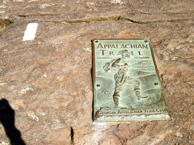 Southern Terminus of the Appalachian Trail