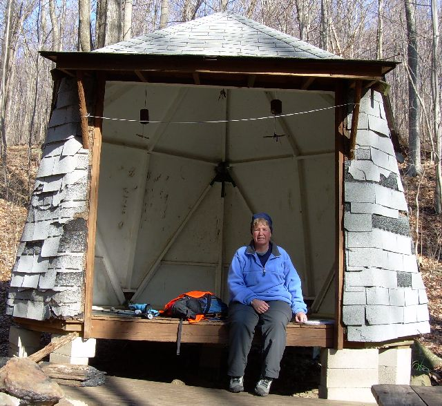 Dick's Dome Shelter