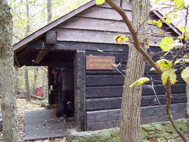 Calf Mountain Shelter