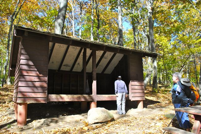 Seely-Woodworth Shelter