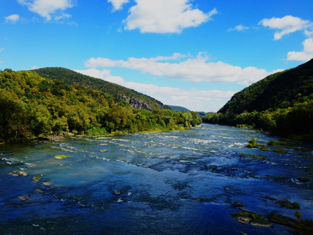 Shenandoah River (Harpers Ferry, WV)