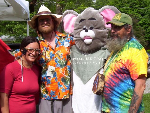 Vendors and Hiking Organizations