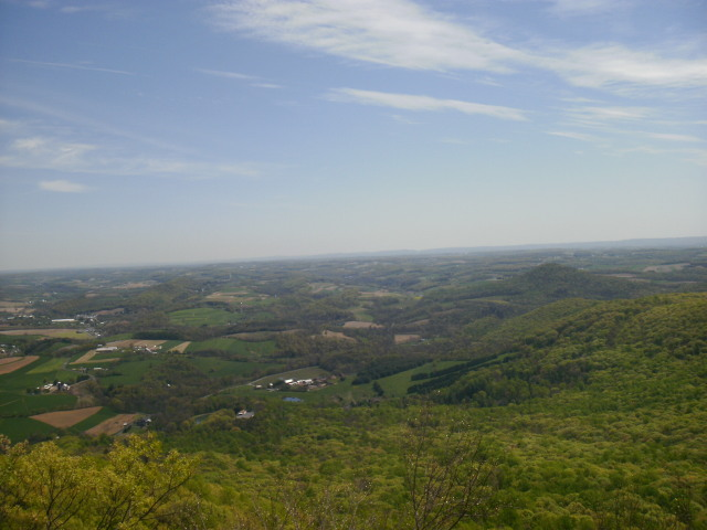 View from Pinnacle