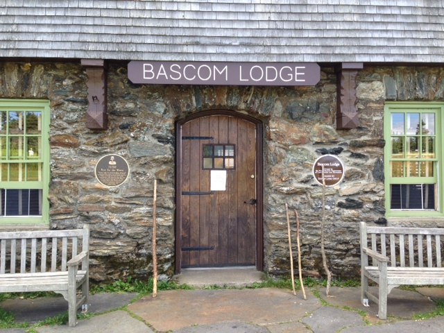 Bascom Lodge Close up