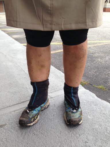 Lock Down's Dirty Legs